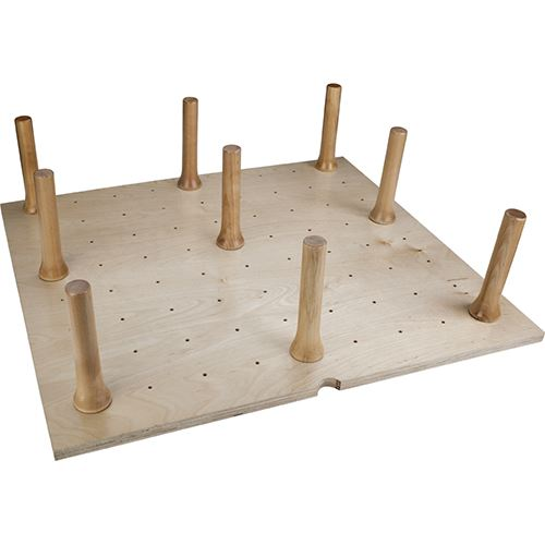 Restorers Peg Board Drawer Insert