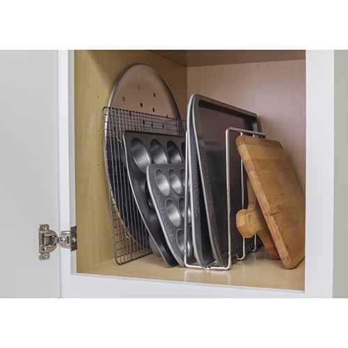 Elements 11-Minute U-Shaped Cabinet Tray Divider