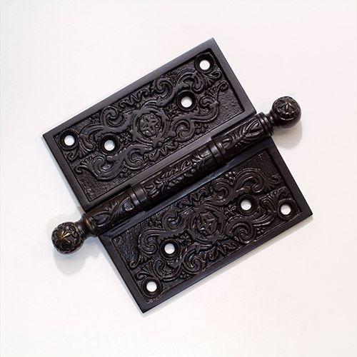 Restorers Victorian Door Hinge - 4 Inch