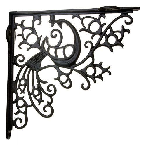 Restorers Butterfly Cast Iron Shelf Bracket