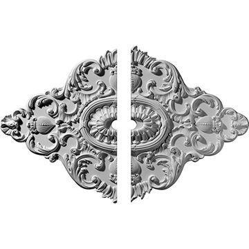 Restorers Architectural Ashford Urethane Ceiling Medallion