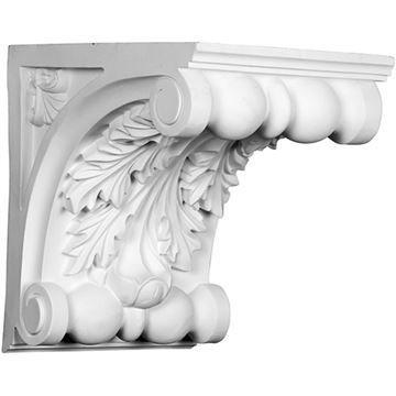 Restorers Architectural Chesterfield Urethane Corbel