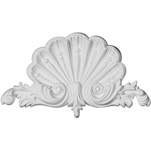 Restorers Architectural Cosmo Shell Urethane Onlay Applique