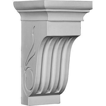 Restorers Architectural Edwards Medium Urethane Corbel
