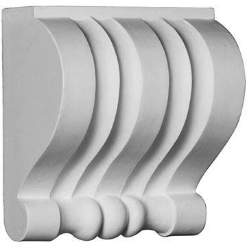 Restorers Architectural Elsinore Wide Urethane Corbel