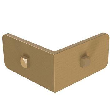 Designs of Distinction Apex 3 Inch Corner Straps