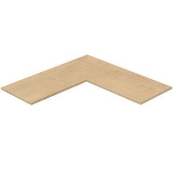 Designs of Distinction Furniture Grade Flat Corner Shelf