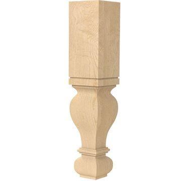 Designs of Distinction Gaelic 6 Inch Table Leg