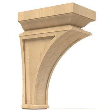 Designs of Distinction Nouveau 13 Inch Bar Bracket Corbel