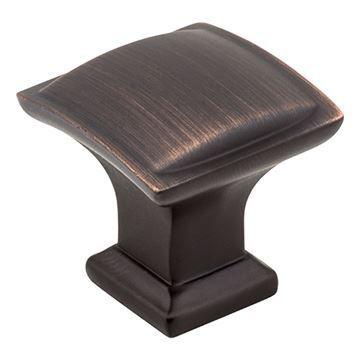 Jeffrey Alexander Square Pillow Top Cabinet Knob
