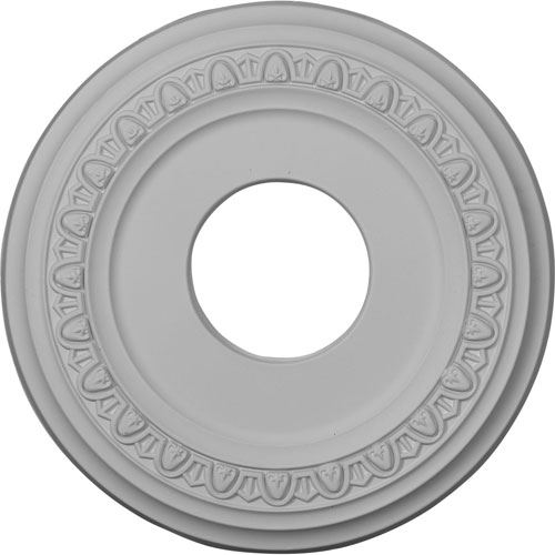 Restorers Architectural 12 Inch Jackson Prefinished Ceiling Medallion