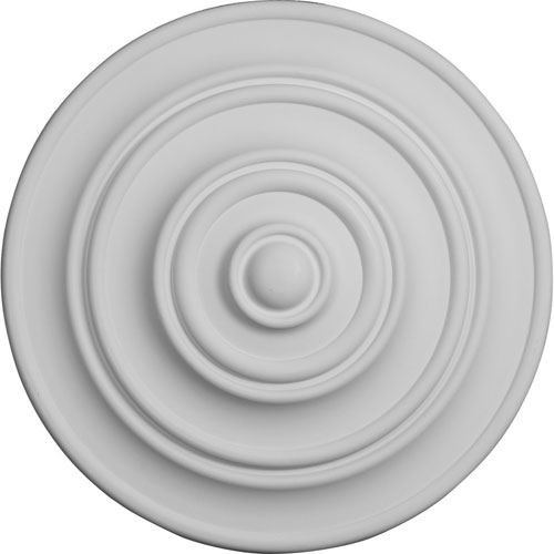 Restorers Architectural 13 Inch Classic Prefinished Ceiling Medallion