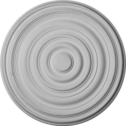 Restorers Architectural 18 Inch Carton Prefinished Ceiling Medallion