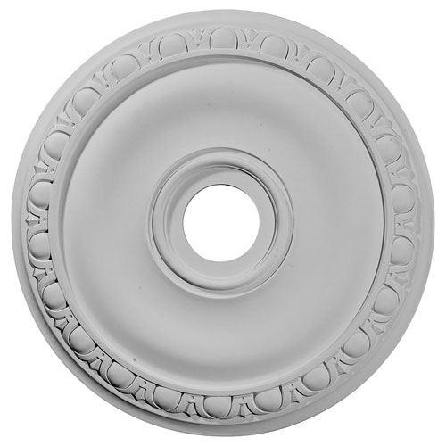 Restorers Architectural 20 Inch Jackson Prefinished Ceiling Medallion