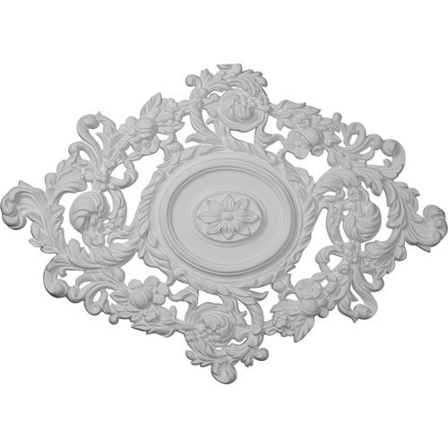 Restorers Architectural 22 Inch Katheryn Prefinished Ceiling Medallion