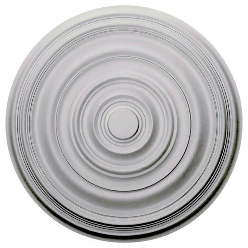 Restorers Architectural 29 Inch Carton Prefinished Ceiling Medallion