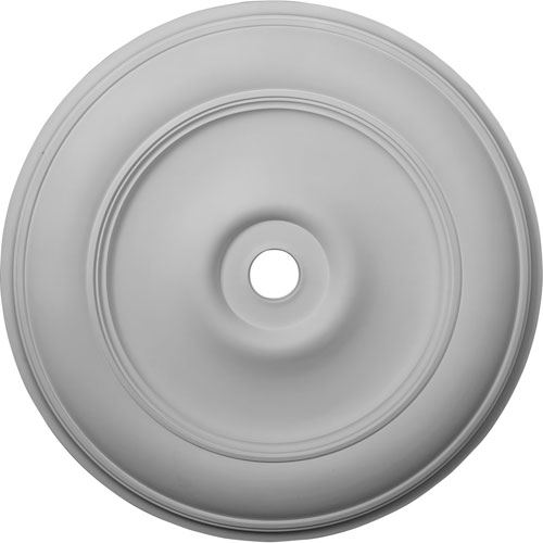 Restorers Architectural 44 Inch Classic Prefinished Ceiling Medallion