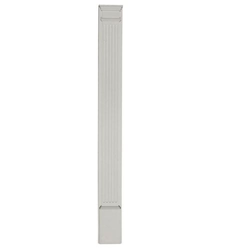 Restorers Architectural 7 Fluted Urethane Pilaster
