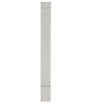 Restorers Architectural 9 Fluted Urethane Pilaster