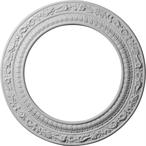Restorers Architectural Andrea 12 Prefinished Ceiling Medallion