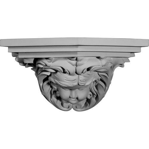Restorers Architectural Angel Urethane Shelf