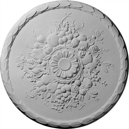 Restorers Architectural Anthony 22 1/2 Prefinished Ceiling Medallion