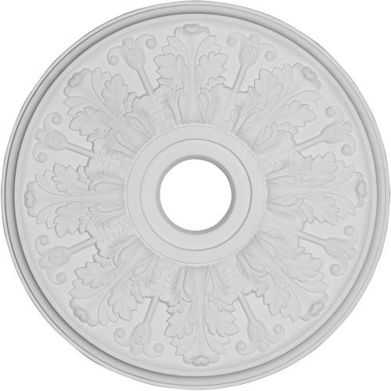 Restorers Architectural Apollo 19 1/2 Prefinished Ceiling Medallion