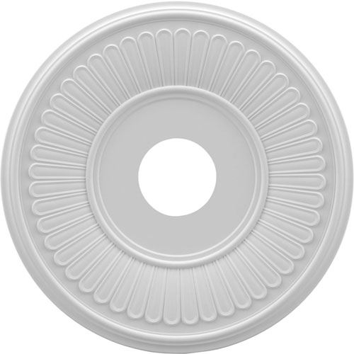 Restorers Architectural Berkshire 16 PVC Ceiling Medallion