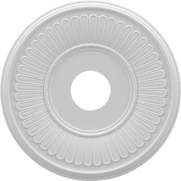 Restorers Architectural Berkshire 22 PVC Ceiling Medallion