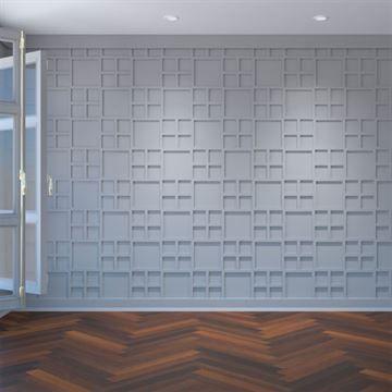 Restorers Architectural Carlisle PVC Decorative Fretwork Wall Panel