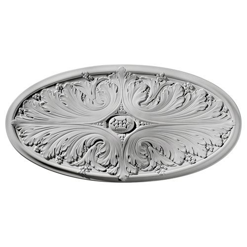 Restorers Architectural Madrid Prefinished Ceiling Medallion
