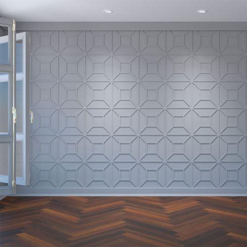 Restorers Architectural Marion PVC Fretwork Decorative Wall Panel