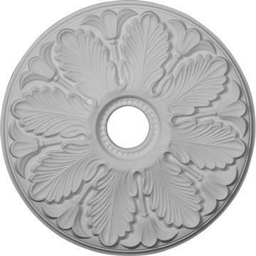 Restorers Architectural Milan 24 1/2 Prefinished Ceiling Medallion