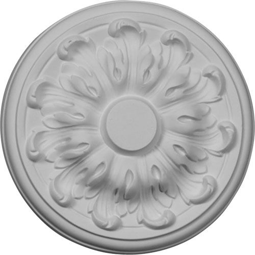 Restorers Architectural Millin Prefinished Ceiling Medallion