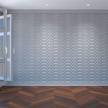 Restorers Architectural Montrose PVC Fretwork Decorative Wall Panel