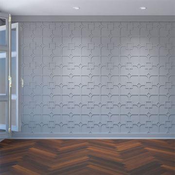 Restorers Architectural Olivia PVC Fretwork Decorative Wall Panel