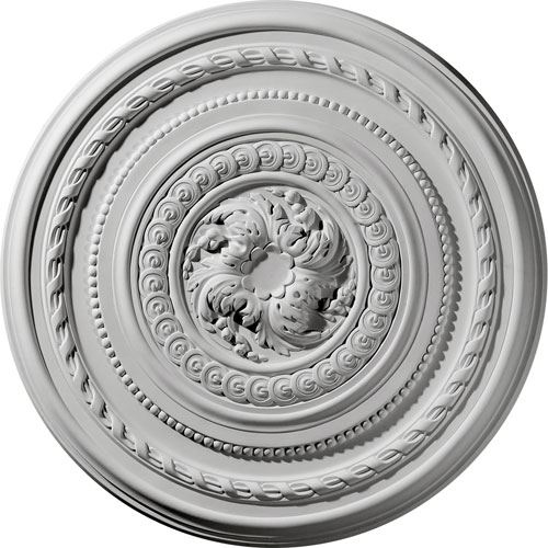 Restorers Architectural Pearl Prefinished Ceiling Medallion