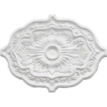Restorers Architectural Pesaro Prefinished Ceiling Medallion