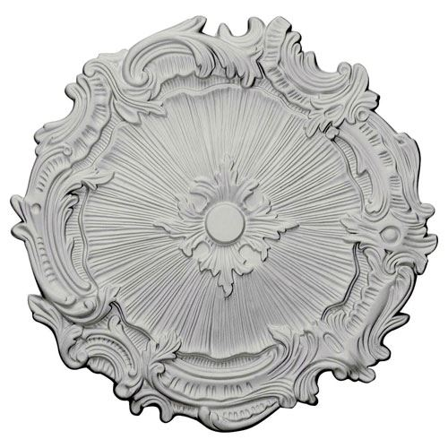 Restorers Architectural Plymouth 16 3/4 Prefinished Ceiling Medallion