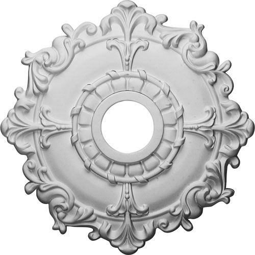 Restorers Architectural Riley Prefinished Ceiling Medallion