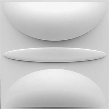 Restorers Architectural Saturn EnduraWall Decorative 3D Wall Panel