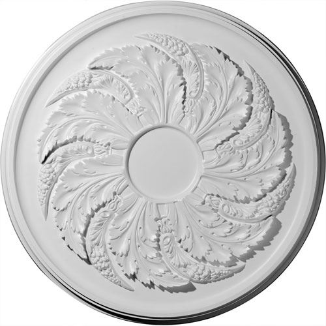 Restorers Architectural Sellek 42 1/8 Prefinished Ceiling Medallion