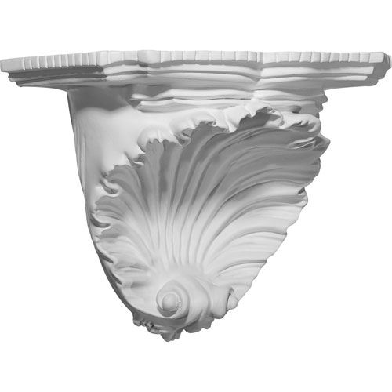 Restorers Architectural Shell Urethane Shelf