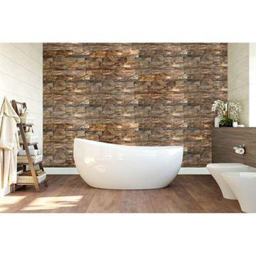 Restorers Architectural Shipboard Boat Wood Mosaic Wall Tile