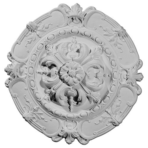 Restorers Architectural Southampton 16 Prefinished Ceiling Medallion
