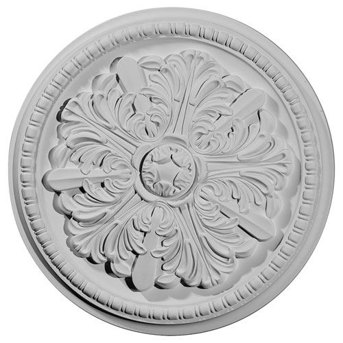 Restorers Architectural Swindon 17 Inch Prefinished Ceiling Medallion