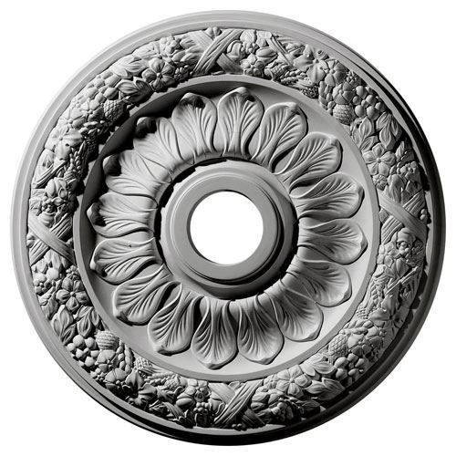 Restorers Architectural Swindon 24 Inch Prefinished Ceiling Medallion