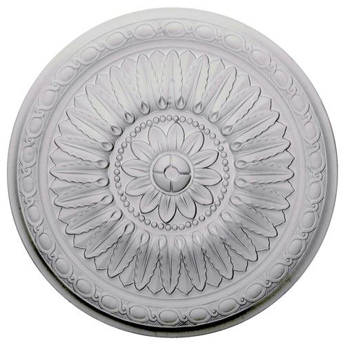 Restorers Architectural Temple Prefinished Ceiling Medallion