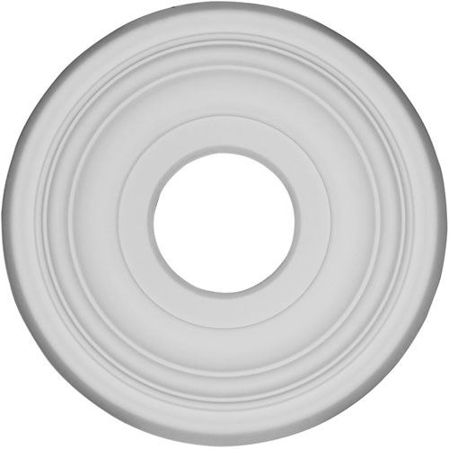 Restorers Architectural Traditional 11 1/2 Inch Prefinished Medallion