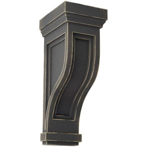 Restorers Architectural Traditional 14 Inch Prefinished Corbel